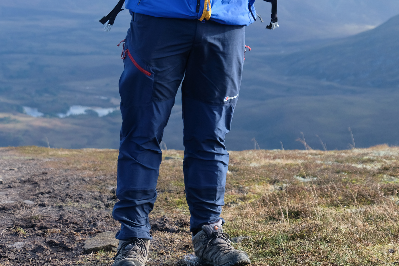 Gear review: Berghaus Fast Hike Trousers | Walkhighlands