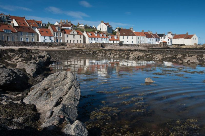 Karen Thorburn Blog 003-4 The Fife Coastal Path at Pittenweem