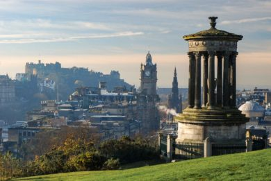 FEATURE: The Seven Hills of Edinburgh