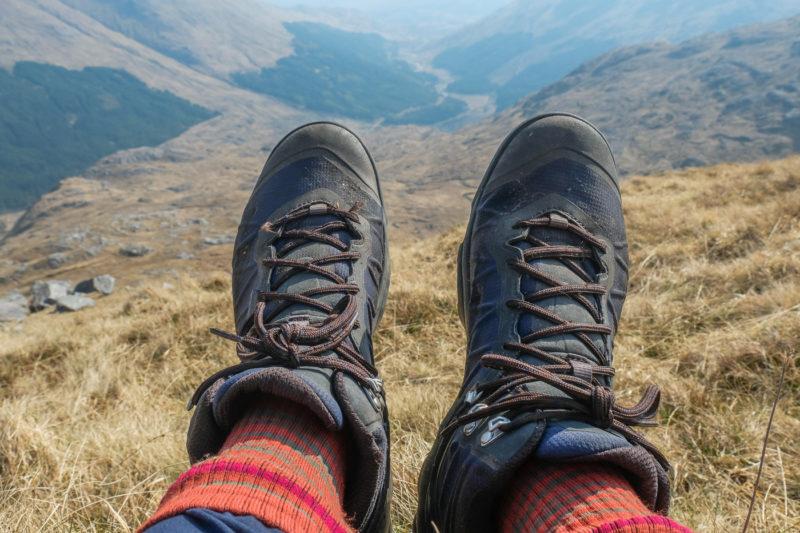 Keen Venture mid hiking boots