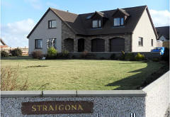 Straigona B&B, Tankerness, near Kirkwall, Mainland Orkney