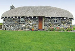 Borvemor Cottages, near Scarista, Isle of Harris