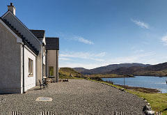 Lochedge Lodge, Maraig, near Tarbet