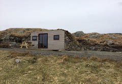 Uist Stormpods, near Lochboisdale, South Uist