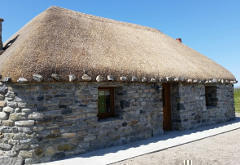Culla Cottage, Aird, Benbecula