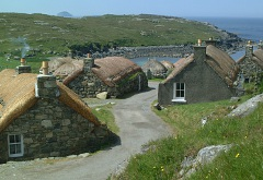 Gearrannan Blackhouse Village, Isle of Lewis
