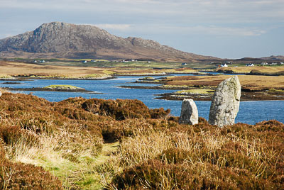 North Uist and Berneray