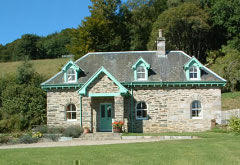 Castle Menzies Farm Holiday Cottages, near Aberfeldy