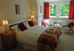 The Rowans Bed & Breakfast, Pitlochry