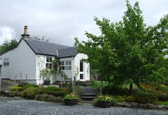Kinaldy Cottage, Calvine, near Blair Atholl