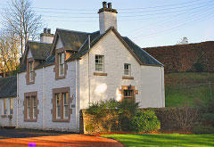 Aberturret Cottage, Crieff