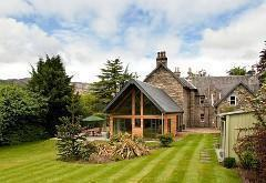 Craigatin House and Courtyard, Pitlochry