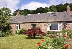Smithy Cottage, Kirkton of Lethendy, near Blairgowrie