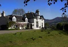Easter Dunfallandy Country House, near Pitlochry
