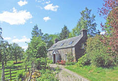Rose Cottage, Dunalastair Estate, near Kinloch Rannoch