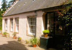 Bamff Ecotourism Cottages, near Alyth