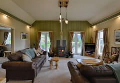 Lettoch Cottages, Killiecrankie, near Pitlochry