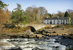 AREA SPONSOR: Falls of Dochart Inn, Killin