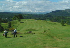 Dunkeld and Birnam Golf Club, Dunkeld