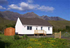Cuillin Lodge, Glen Brittle