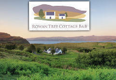 Rowan Tree Cottage B&B, Braes