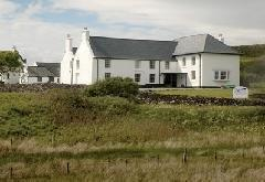 Ullinish Country Lodge Restaurant, near Struan