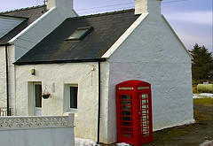 The Old Post Office, Earlish, near Uig