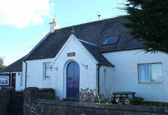 Old Church House Bed & Breakfast, Scullamus, near Broadford