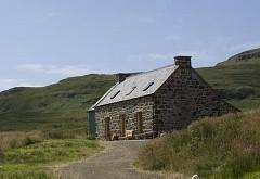 Osdale Farmhouse, near Dunvegan