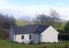 Meadle Holiday Cottages, near Carbost and Struan