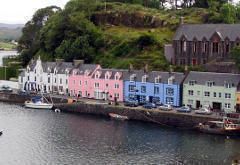 The Cedar, Portree
