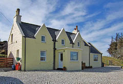 Summer Cottage, Roag, near Dunvegan