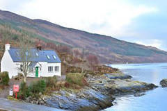 Tigh na Cidhe (The House on the Slip), Kylerhea