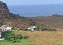 Dun Flodigarry Hostel, near Staffin