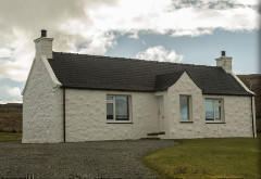 Borve Cottage, Arnisort