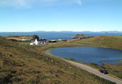 Hunish Coastguard Cottage, Rubha Hunish, Duntulm