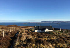 Creagach Cottage, Geary, Waternish