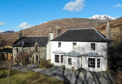 The Library and The Lodge, Strathaird House, near Elgol