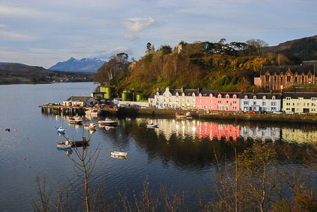 Portree, Trotternish and the Braes