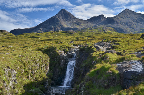 The Cuillin and Minginish