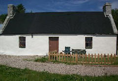 Burnside Cottage & Cabin, near Brora