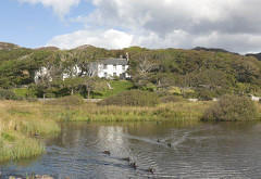 Scourie Lodge, Scourie
