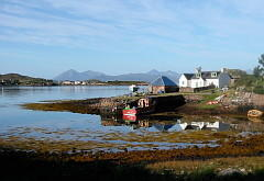 Pier Cottage, Applecross
