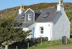 Rowan Cottage, Arrina, Applecross