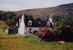 Crofters Cottages, Poolewe