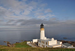 Rua Reidh Lighthouse, near Melvaig
