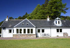 Kinloch Damph Lodge, near Kishorn