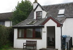 Carrachan Cottage, Lochcarron