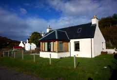 Toscaig Cottage, Upper Toscaig, Applecross