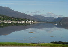 Harbour Cottage, Lochcarron